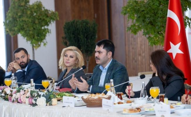 Murat Kurum: Türkiye, iklim değişikliğiyle mücadelede öncü olacak