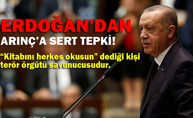 """Cumhurbaşkanı Erdoğan'dan """"Cumhur İttifakı"""" mesajı"""