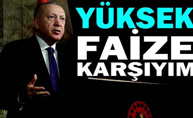 Cumhurbaşkanı Erdoğan: Nasıl sömürdüklerini biliyorum