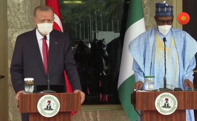Erdoğan: Afrika ile ilişkilerimize ivme kazandırıyoruz
