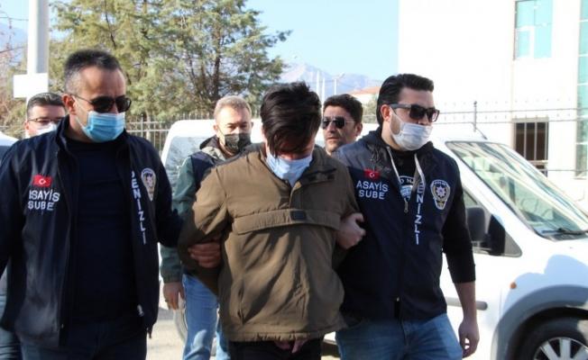 Şebnem Şirin'i katleden Furkan Zıbıncı tutuklandı