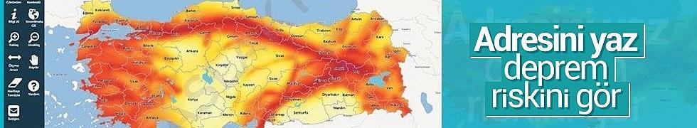 Şimdi de deprem riski sorgulanıyor!