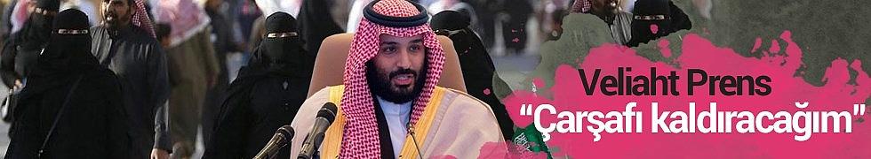 Suudi Arabistan'dan tarihi karar!