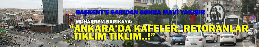 Ankara'da hastaneler tıka basa dolarsa!