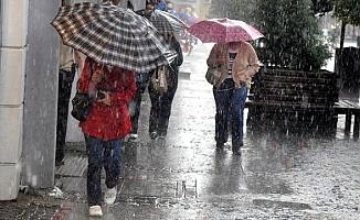 Ankara'da sağanak yağış uyarısı!