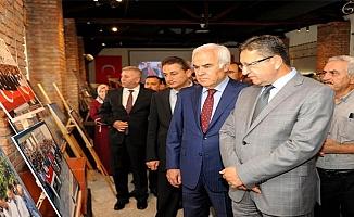 Altındağ'da 15 Temmuz etkinlikleri başladı
