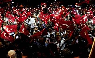 Ankara, 15 Temmuz'da yeniden demokrasi nöbetinde