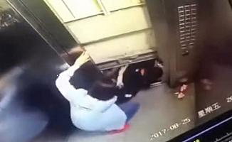 Asansörde Korkunç Ölüm!
