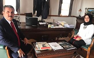 Büyük Birlik Partisi Genel Başkanı Mustafa Destici: ''Avrupa Türk düşmanlığını bırakmalıdır! ''