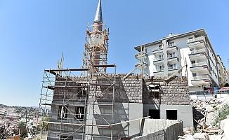 Osmanlı ve Selçuklu Mimarisi camilerde hayat buluyor...