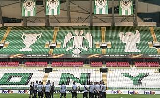 Vitoria Guimaraes, Atiker Konyaspor maçına hazır