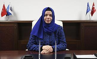 Diyanet İşlerinde ilk kadın başkan yardımcısı