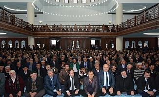Seyyid Burhaneddin Camii Açıldı!