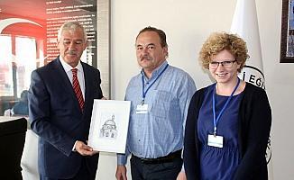 Avrupalı öğretmenler Kayseri'de eğitim aldı