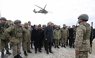 İçişleri Bakanı Soylu, Şırnak'ta