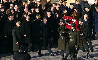 İnönü'nün vefatının 44. yılı