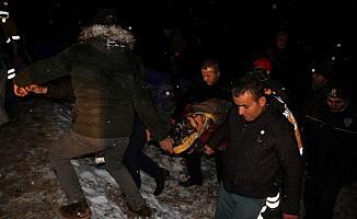 Konya'da yolcu otobüsü devrildi: 32 yaralı