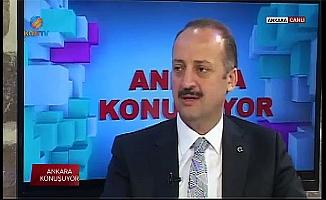 Mamak Belediye Başkanı Akgül Kon Tv'de!