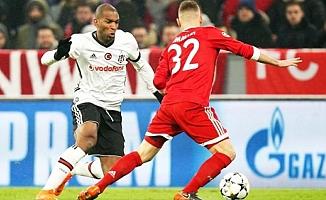 Beşiktaş Münih'te dağıldı