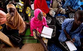 Nijerya'da 94 kız öğrenciden haber alınamıyor