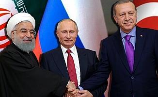 Türk, Rus ve İran liderleri nisanda İstanbul'da buluşacak