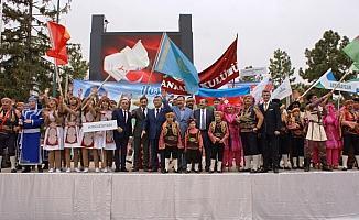 Ankara'da Nevruz Bayramı kutlaması