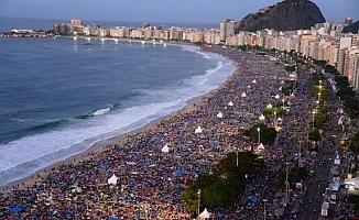 Brezilya'da elektrik kesintisi 70 milyon kişiyi etkiledi