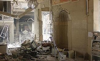Doğu Guta'ya saldırı! Çok sayıda kişi hayatını kaybetti