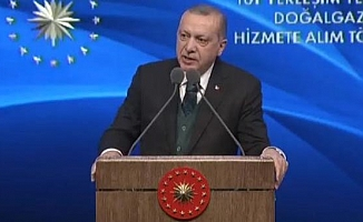 Erdoğan: Bu yıl yapımına başlıyoruz! Temelini Putin'le atacağız
