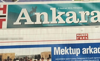 Habertürk Ankara Kapandı! 7 Gazeteci İşten Çıkarıldı
