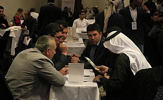 Körfez ülkelerinden 200 iş adamı ve yatırımcı Konya'da
