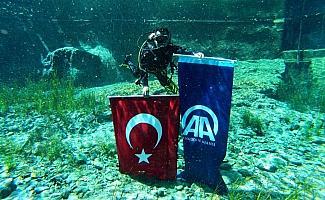 AA'nın kuruluş yıl dönümü Sakarya Nehri'nin kaynağında kutlandı