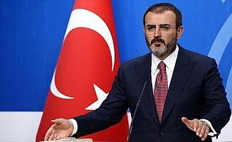 AK Parti Sözcüsü Ünal: En son ankete göre Cumhurbaşkanımızın oyu yüzde 55,6