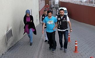 FETÖ şüphelisi çift Kayseri'de yakalandı