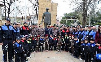 Türk Polis Teşkilatının kuruluşunun 173. yıl dönümü