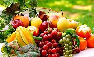 Sebzeler azalacak, meyve artacak...