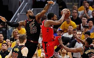 Doğu Konferansı'nda ilk finalist Cavaliers