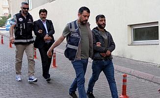 Kayseri'deki silah ticareti operasyonu