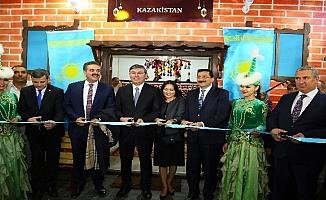 Keçiören'de Kazakistan rüzgarı