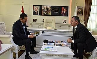 Suudi Arabistan'ın Ankara Büyükelçisi Kızılcahamam'da