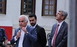 AK Parti Beypazarı'nda miting düzenledi