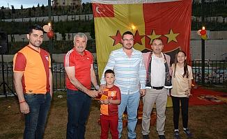 Akyurt'ta Galatasaray Şampiyonluk Gecesi Düzenlendi