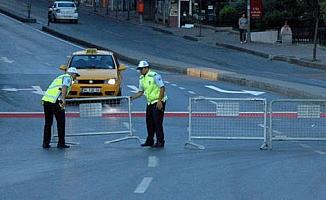 Ankara'da Bugün Yollar Kapalı