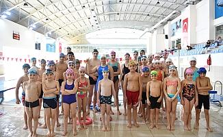 Ankaralı yüzücüler Türkiye ikincisi