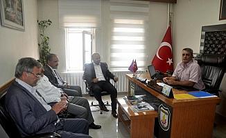 Bakan Yardımcısı Tüfekci Seydişehir'de