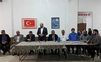 Bakan Yardımcısı Tüfekci, Seydişehir'de