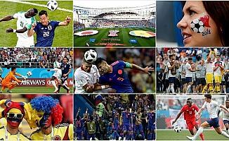 Dünya Kupası'nda 11. gün tamamlandı