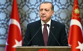 Erdoğan: Türkiye tüm dünyaya demokrasi dersi verdi