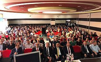 Milli Eğitim Bakanlığı Müsteşar Yardımcısı Büyük, Suşehri'nde