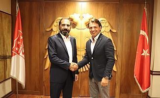 Tamer Tuna, resmen Sivasspor'da